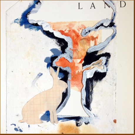 LAND B omslag