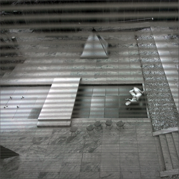 MoMA sculptutre garden